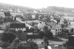 Oberfischbach-vom-Katzenberg-Richtung-Altes-Pfarrhaus-um-1972-